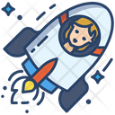 Spacecarft Icon