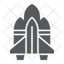 Spacecraft Astronomy Spaceship Icon