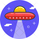 Spacecraft Space Spaceship Icon