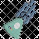 Capsule Space Spacecraft Icon