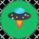 Spaceship Spacecraft Space Shuttle Icon