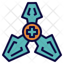 Space Outer Hospital Icon