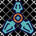Spacecraft Equipment Icon
