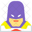 Spaceghost Cartoon Retro Icon