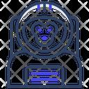 Spaceman Cosmonaut Space Explorer Icon