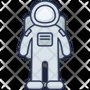 Spaceman Astronaut Cosmonaut Icon