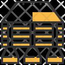 Spaceship Galaxy Space Icon