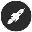 Ship Rocket Air Icon
