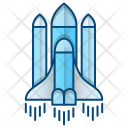 Astronomy Space Galaxy Icon