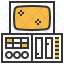Spaceship Control Panel Icon