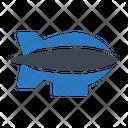 Spaceship Alienship Travel Icon