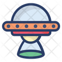 Spaceship Icon
