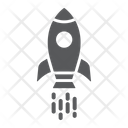 Spaceship Space Shuttle Icon