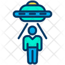 Alien Spaceship Space Icon