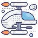 Shuttle Space Astronaut Icon
