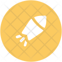 Spaceship Rocket Space Icon