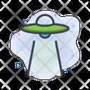 Spaceship Space Astronom Icon