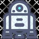 Star Wars Robot Icon