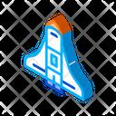 Space Spaceship Rocket Icon
