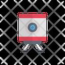 Spaceship Monster Alienship Icon
