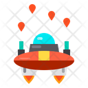 Spaceship Game Player Icon