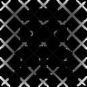 Space Spaceship Spacecraft Icon