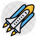 Launch Rocket Missile Icon