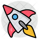 Projectile Missile Rocket Icon