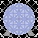 Spaceship Earth Epcot Icon