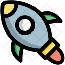 Toy Rocket Kids Icon