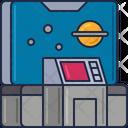 Mspaceship Control Room Spaceshp Control Room Control Room Icon