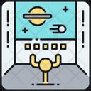Spaceshp Control Room Control Room Panel Icon