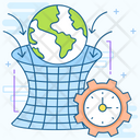 Spacetime Icon