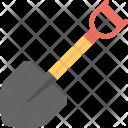 Digging Spade Planting Icon