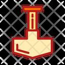 Spade Labor Day Icon