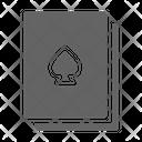 Spade Playing Card Icon