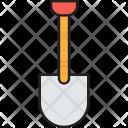 Spade Tool Shovel Icon