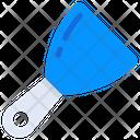 Spade Spatula Trowel Icon