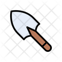 Shovel Gardening Tools Icon