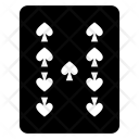 Spades Card Gambling Icon