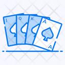 Playing Cards Card Game Gambler Icon