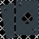 Spades Spade Card Icon