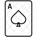 Spades Card Icon
