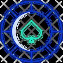 Spades Coin Icon
