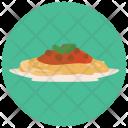 Spaghetti Food Icon