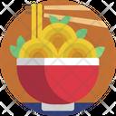 Food Spaghetti Meal Icon