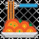 Spaguetti Icon