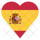Spain Flag Country Icon
