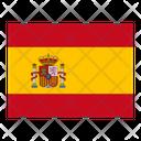 Spain Flag Flags Icon
