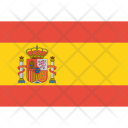 Spain Spanish National Icon